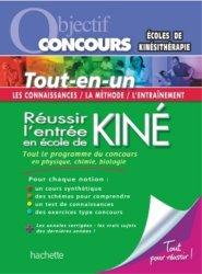 Souvent acheté avec Concours Kiné, le Réussir l'entrée en école de Kiné