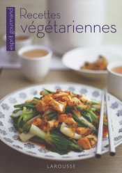 Dernières parutions dans Esprit gourmand, Recettes végétariennes