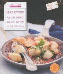 Dernières parutions dans Cuisine & Cie, Recettes pour deux. Copains, copines ou amoureux...