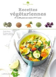 Dernières parutions dans Saveurs &  bien-être, Recettes végétariennes. Pour une cuisine 100% saine