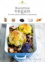 Dernières parutions dans Saveurs &  bien-être, Recettes vegan. 50 petits plats faciles à réaliser, gourmands et équilibrés ! https://fr.calameo.com/read/000015856623a0ee0b361