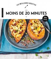 Dernières parutions dans Les meilleures recettes, Recettes en moins de 20 minutes