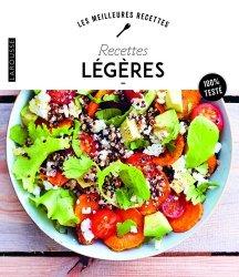Dernières parutions sur Cuisine et vins, Recettes légères