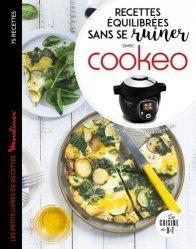 Dernières parutions sur Cuisine bio et diététique, Recettes équilibrées sans se ruiner avec Cookeo
