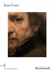 Dernières parutions sur Art baroque, Rembrandt