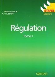 Souvent acheté avec Régulation Tome 2, le Régulation Tome 1