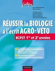 Souvent acheté avec Physique-Chimie, le Réussir la biologie à l'écrit AGRO-VÉTO