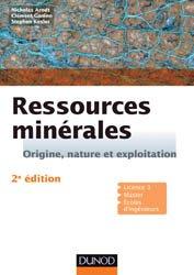 Souvent acheté avec Roches et minéraux du monde, le Ressources minérales
