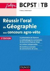 Dernières parutions sur Concours BCPST, Réussir l'oral de Géographie aux concours agro-véto