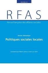 Dernières parutions sur Politiques sociales, Revue française des affaires sociales Hors-série 2019 : Politiques sociales locales