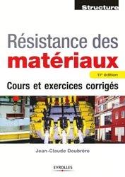 Souvent acheté avec Résistance des matériaux, le Résistance des matériaux