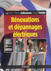 Souvent acheté avec Mémento de schémas électriques 1, le Rénovations et dépannages électriques