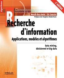 Dernières parutions dans Algorithmes, Recherche d'information