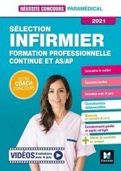 Dernières parutions sur Infirmières, Réussir son entrée en IFSI. Formation professionnelle Continue et AS/AP - Préparation