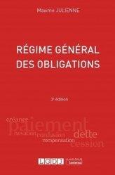 Dernières parutions sur Droit des obligations, Régime général des obligations