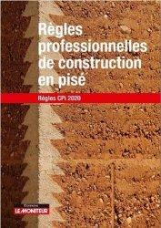 Dernières parutions dans Hors collection, Règles professionnelles de construction en pisé