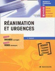 Dernières parutions dans Réviser et s'entraîner en DCEM, Réanimation et Urgences