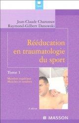 Souvent acheté avec Anatomie de l'appareil locomoteur Pack 3 volumes, le Rééducation en traumatologie du sport