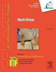 Souvent acheté avec Annales de LCA en français-anglais pour le concours ECNi, le Référentiel Collège de Nutrition