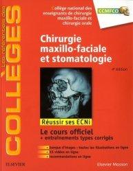 Souvent acheté avec Référentiel Collège Neurochirurgie, le Référentiel Collège de Chirurgie maxillo-faciale et stomatologie