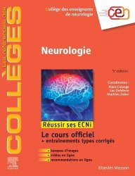 Dernières parutions dans , Référentiel Collège de Neurologie livre médecine 2020, livres médicaux 2021, livres médicaux 2020, livre de médecine 2021