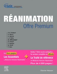 Dernières parutions sur Anesthésie - Réanimation, Réanimation Offre premium