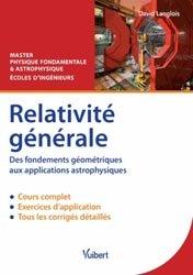 Dernières parutions sur LMD, Relativité générale