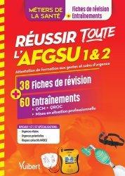 Souvent acheté avec Guide de l'infirmier(e) face aux situations d'urgence, le Réussir toute l'AFGSU 1 & 2