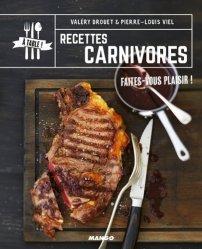 Dernières parutions sur Viande , volaille et gibier, Recettes carnivores