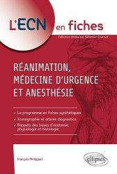 Dernières parutions dans L'ECN en fiches, Réanimation, médecine d'urgence et anesthésie
