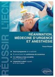 Dernières parutions dans Réussir l'ECN, Réanimation, médecine d'urgence et anesthésie