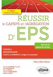 Dernières parutions sur Enseignement du sport, Réussir le CAPEPS et l'agrégation d'EPS - 3e édition