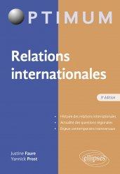 Dernières parutions dans Optimum, Relations internationales – 3e édition