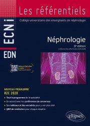 Dernières parutions sur ECN iECN DFASM DCEM, Référentiel Collège de Néphrologie