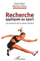 Dernières parutions sur Physiologie - Biomécanique, Recherche appliquée au sport