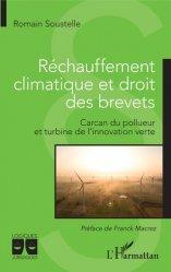 Dernières parutions sur Économie et politiques de l'écologie, Réchauffement climatique et droit des brevets