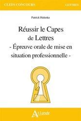 Dernières parutions dans Clefs Concours, Réussir le CAPES de Lettres