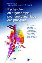 Souvent acheté avec Podologie, le Recherche en ergothérapie : pour une dynamique des pratiques