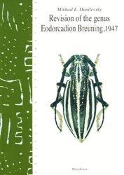 Dernières parutions dans Systématique, Revision of the genus Eodorcadion Breuning, 1947