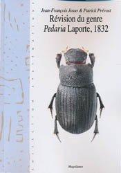 Dernières parutions dans Systématique, Révision du genre Pedaria Laporte 1832