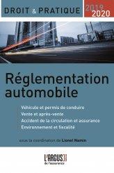 Dernières parutions dans Droit & Pratique, Réglementation automobile. Edition 2019-2020