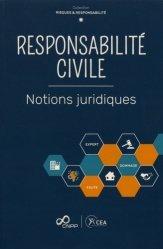 Dernières parutions sur Responsabilité civile, Responsabilité civile. Notions juridiques