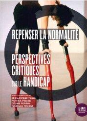 Dernières parutions sur Situations de handicap, Repenser la normalité