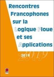 Nouvelle édition Rencontres francophones sur la logique floue et ses applications