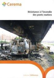 Dernières parutions dans Références, Résistance à l'incendie des ponts routiers