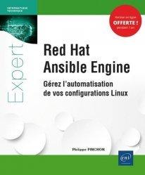 Dernières parutions dans Expert IT, Red Hat Ansible Engine - Gérez l'automatisation de vos configurations Linux