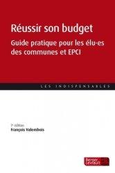 Dernières parutions sur Finances publiques, Réussir son budget (7 éd.)
