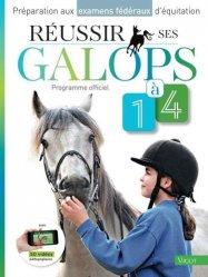 Dernières parutions sur Equitation pour les enfants, Réussir ses galops 1 à 4