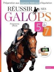Dernières parutions sur Galops - Concours, Réussir ses galops 5 à 7