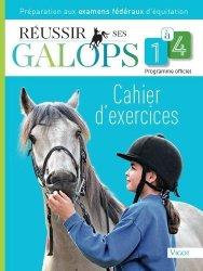 Dernières parutions dans cheval pratique, Réussir ses galots 1 à 4